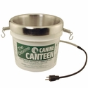 buy discount  Canine Canteen Heated Water Bucket by Osborne