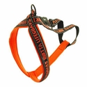 buy discount  CLEARANCE -- ORANGE Hurtta Padded Reflective Y-Harness for Dogs