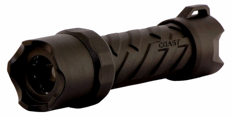 Coast PolySteel 200 Pure Beam Focusing Flashlight