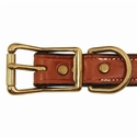 buy discount  Collar Buckle Detail