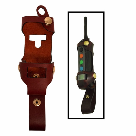 Coyote Leather Dogtra Edge Transmitter Holster