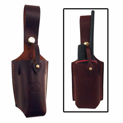 Coyote Leather Garmin Astro Transceiver Holster