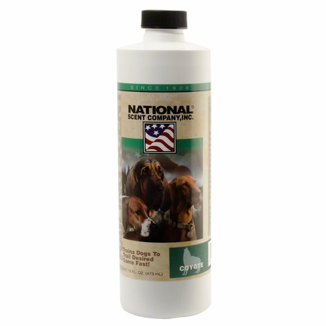 Coyote Scent for Dog Training - 16 oz.