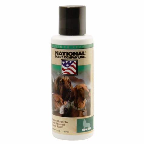 Coyote Scent for Dog Training - 4 oz.