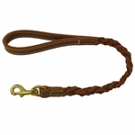 shop Coyote - Woven 2 ft. Snap Lead
