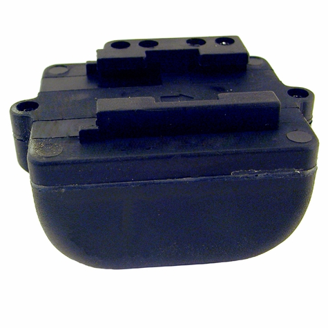 D T Systems NiCad Collar / Receiver Battery - 300 DT / 700 DT Dog Radartron Plastic Clip