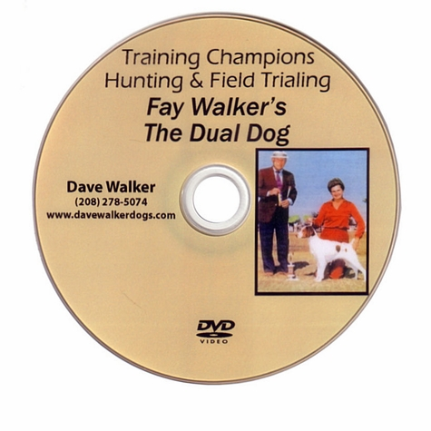 Dave Walker -- Fay Walker's The Dual Dog DVD