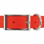"""shop Dee-End """"Field Grade"""" Treated Collar Front of Buckle Detail"""