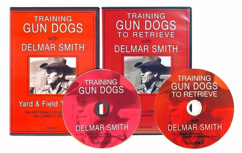 Delmar Smith DVD Set Vol I and II
