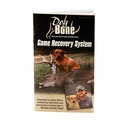 buy discount  Dog Bone Game Recovery System Training Manual