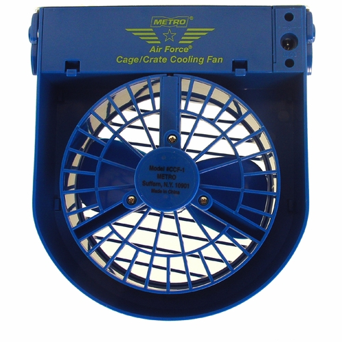 Dog Crate Fans : Dog cage crate cooling fan