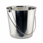 shop Dog Kennel Water Bucket - 9 Quart