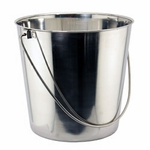 shop Dog Water Bucket - 13 Quart