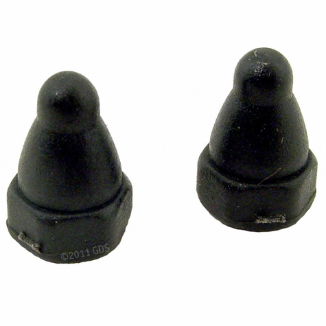 Dogtra 1/2 in. Plastic Training Prongs (set of 2)