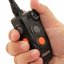 buy discount  Dogtra 202C Transmitter Controls in Hand