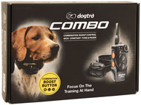 Dogtra COMBO Remote Dog Training Collar 1-dog
