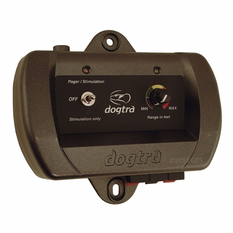 Dogtra ef-3000 Gold e-Fence Containment System Replacement Transmitter