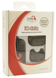 Dogtra iQ CliQ Remote Training Collar + Clicker