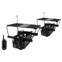 buy discount  Dogtra Remote System w/ 2 Quail Launchers QLD-2