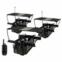 buy discount  Dogtra Remote System w/ 3 Quail Launchers QLD-3