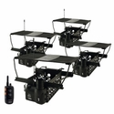 buy discount  Dogtra Remote System w/ 4 Quail Launchers QLD-4