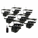 buy discount  Dogtra Remote System w/ 7 Quail Launchers QLD-7
