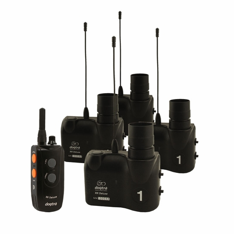 Dogtra RR Deluxe Remote Release System with 4 Receivers