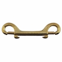 "buy discount  Double-End Bolt Snap -- Brass 4 3/4"" Long"