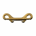 """buy discount  Double-End Snap -- Brass 3 11/16"""" Long"""