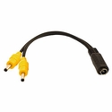 buy discount  Double Jack Cable -- 5.5 mm female x 3.5 mm male