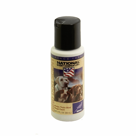 Dove Scent for Dog Training - 2 oz.