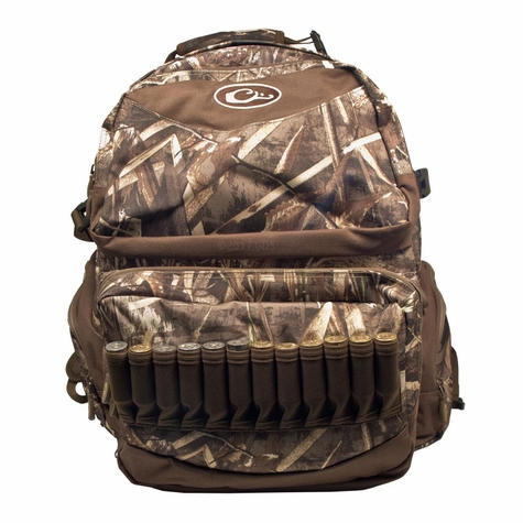 """SAVE 20%! -- """"Scratch & Dent"""" Drake Walk-In Backpack 2.0 -- MAX-5 Camo"""