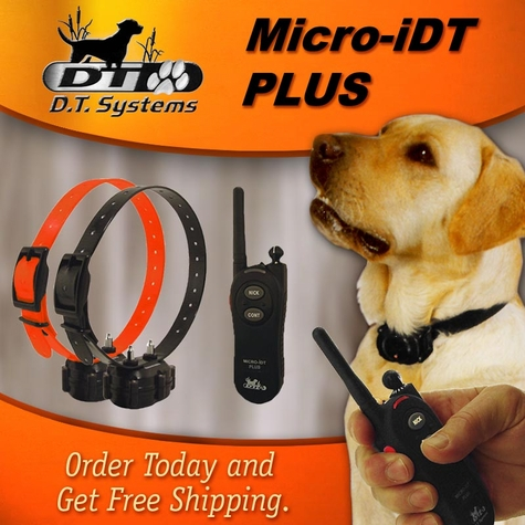 DT Systems Micro iDT PLUS 2-dog Expandable