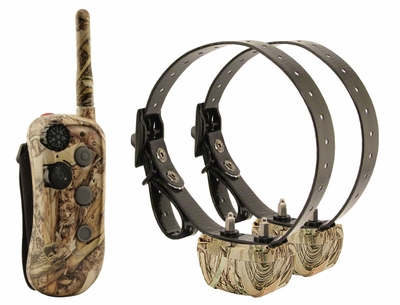DT Systems R.A.P.T. 1400 Cover-Up Camo 2-Dog