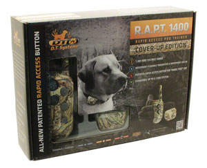 DT Systems R.A.P.T. 1400 Cover-Up Camo 3-Dog