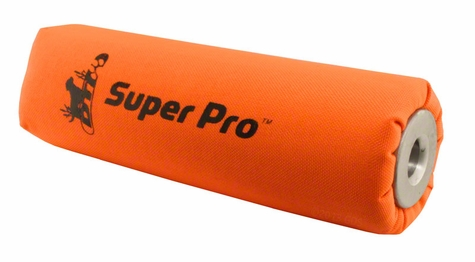 DT Systems Super Pro Feather-Weight 10 in Blaze Orange Launcher Dummy