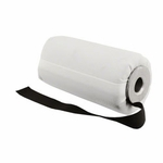 shop DT Systems Super Pro Feather-Weight 6 in Bright White Flutter Launcher Dummy with Black Streamer