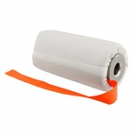 shop DT Systems Super Pro Feather-Weight 6 in Bright White Flutter Launcher Dummy with Orange Streamer