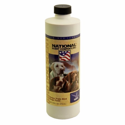 Duck Scent for Dog Training - 16 oz.