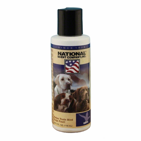 Duck Scent for Dog Training - 4 oz.