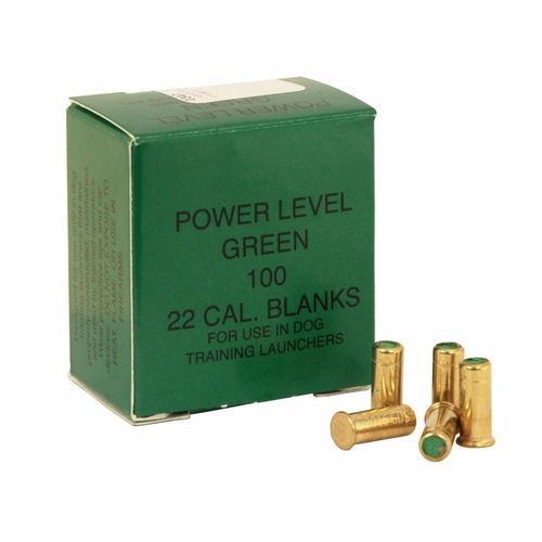 Dummy Launcher Light Green Wadded Loads -- US48 / UPS Ground Only