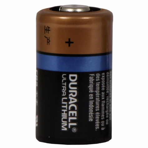Duracell CR2 3 Volt Lithium Replacement Battery