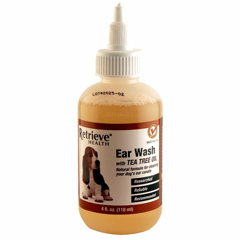 Ear Wash by Retrieve Health -- 4 oz.