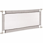 shop Evenflo Soft & Wide Pressure Mounted Soft Gate
