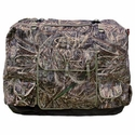 Extra Large Camo Dixie Insulated Kennel Cover by Mud River -- CUT 2017-09-22