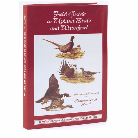 Field Guide to Upland Birds and Waterfowl Book by Christopher S. Smith