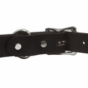 buy discount  Filson Leather Collar Back of Buckle detail
