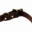 buy discount  Filson Leather Collar Buckle Inside Detail