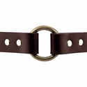 buy discount  Filson Leather Collar Outside Center Ring Detail
