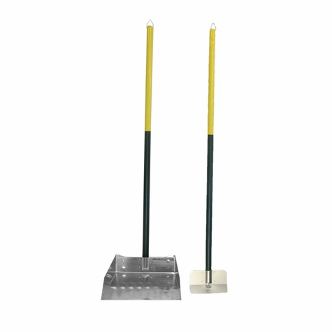 Four Paws Pooper Scooper - Large Spade Set